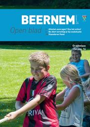 cover open blad