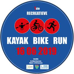 Kayak-Bike-Run