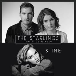 foto: The Starlings & Ine